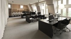 UXUS HQ by UXUS Design in the center of Amsterdam, The Netherlands