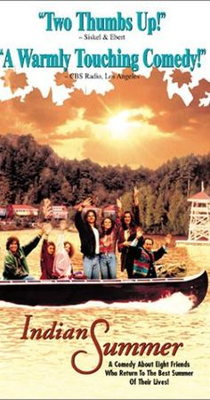 Directed by Mike Binder.  With Alan Arkin, Matt Craven, Diane Lane, Bill Paxton. Seven friends reunite for a week-long reunion at a summer camp in Ontario they used to attend as children which is now threatened with being closed down.