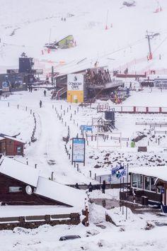 Snowy scene from Afriski... #WinterSeason2016 www.afriski.net