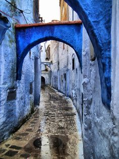 Chaouen, Morocco – Amazing Pictures - Amazing Travel Pictures with Maps for All Around the World