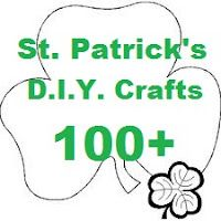 St. Patrick's DIY Craft Ideas 100+