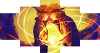 Uzumaki Naturo and Minato digital wallpaper, ultra-wide, Naruto Shippuuden HD wallpaper Naruto Shippuden Sasuke, Anime Naruto, Naruto Kakashi, Minato Y Kushina, Naruto Art, Naruto Wallpaper, Wallpaper Naruto Shippuden, Hd Wallpaper, The Yellow Wallpaper