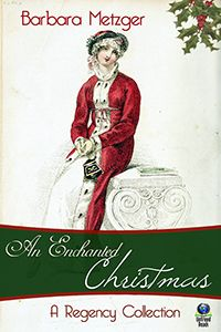 Give the gift of love this holiday season with five romantic, magical Christmas stories—and feel as if you've just been kissed beneath the mistletoe.  Originally published in separate anthologies, and out of print for many years, these Christmas-themed novellas by legendary Regency romance author Barbara Metzger are in one volume for the first time ever!