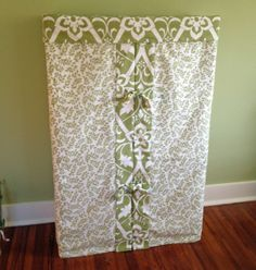citydogcountrydoghome: Easy Fabric Cover for Wire Shelves in My Country Guest Room