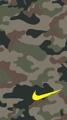 Camouflage Wallpaper, Camo Wallpaper, Hype Wallpaper, Apple Watch Wallpaper, Wallpaper Art, Nike Wallpaper Iphone, Wallpaper Backgrounds, Cute Lockscreens, Supreme Wallpaper