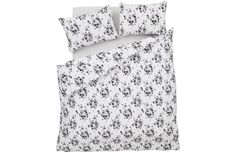 Bianca Cotton Soft Sprig Grey Duvet Cover Set - Single: The Bianca Cotton Soft Sprig Print bedding range will… Grey Duvet, Duvet Cover Sets, Bedding, Range, Cotton, Gray Comforter, Cookers, Bed Cover Sets
