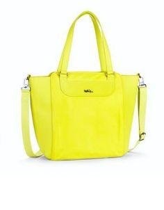 La nuova Collezione di Kipling Borse primavera estate 2014 è super colorata ed economica Kipling borse primavera estate 2014 handbag gialla  #kipling #bags