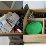 My handy pal Susan is at it again! Susan is one of the most creative people I know – and she has an amazing knack for completing her projects on a dime. Today she's sharing how she made wooden drawer organizers for $4.50! **************** For all of you frustrated by not being able to find […]