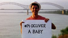 To help someone deliver their baby! What a fulfilling experience that would be.