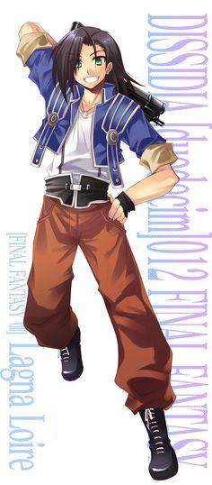 「ラグナさん」/「泉水真琴@プロフ必読」のイラスト [pixiv] Final Fantasy