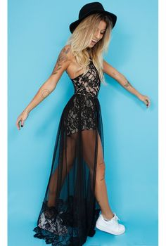 A-Line Strapless Slit Long Prom Dresses with Pockets, Simple Formal Party Dresses - Fashion Dress Outfits, Fall Outfits, Summer Outfits, Dress Up, Prom Dresses, Formal Dresses, Festival Looks, Girl Fashion, Fashion Looks