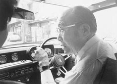 Honda Soichiro Honda, Japanese Cars, Honda Civic, Good Old, Old Cars, Racing, Bike, History, Couple Photos