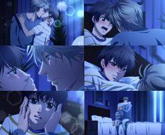 Super Lovers Manhwa, Anime Kiss, Manga Anime, Lovers Kiss, Love Stage, Mundo Comic, Handsome Anime Guys, Cute Comics, Howls Moving Castle