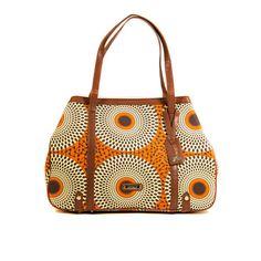 Sensationally Chic African Heritage Pattern Nsubura A