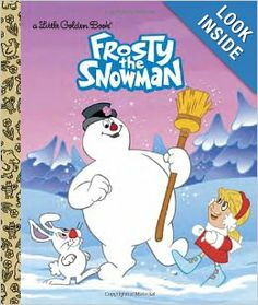 Read Frosty the Snowman (Frosty the Snowman) (Little Golden Book) children book by Diane Muldrow . Everyone's favorite snowman with a magic hat, a button nose, and eyes made out of coal comes to life on Christmas every