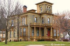 Historic Minnesota Homes