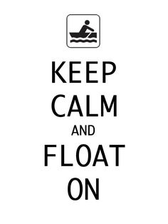 can not wait to float the river this summer :)