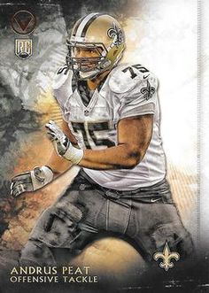 Andrus Jamerson Peat (born November is an offensive tackle for the New Orleans Saints. Peat was selected with the pick by the New Orleans Saints in the 2015 NFL draft. Football Season, Football Team, Saints Players, New Orleans Saints Football, All Saints Day, Who Dat, Lsu, Tigers, November