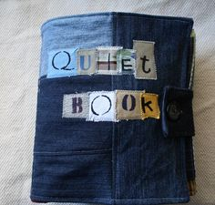 The coolest Quiet Books I've seen