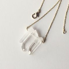 A Crystal Necklace