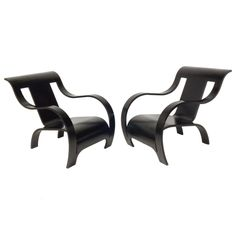 1stdibs - Pair of Gerald Summers Lounge Chairs from the Estate of Billy Wilder explore items from 1,700  global dealers at 1stdibs.com