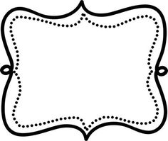 Doodle Frame Border Png Doodle frame p Printable Frames, Printable Designs, Templates Printable Free, Printables, Pattern Drawing, Pattern Art, Classroom Clipart, Doodle Art Journals, Watercolor Wallpaper