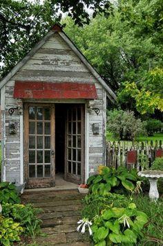 Tips for choosing Garden Sheds #garden