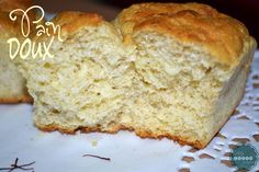 Pain Doux (French Sweet Bread) | DUKAN DIET RECIPES