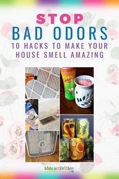 Keep these 10 hacks to make your house smell good (actually AMAZING) around for the next time you are desperate to get your home smelling great! Deep Cleaning Tips, House Cleaning Tips, Diy Cleaning Products, Spring Cleaning, Cleaning Solutions, House Smell Good, House Smells, Room Scents, Bathroom Cleaning Hacks