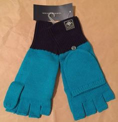 TOMMY HILFIGER Women's GLOVES Size: ONE SIZE New FREE SHIPPING Turquoise Blue #TommyHilfiger #Mittens #Casual Women's Gloves, Mitten Gloves, Mittens, Tommy Hilfiger Store, Tommy Hilfiger Women, One Size Fits All, Online Price, Brand New, Turquoise