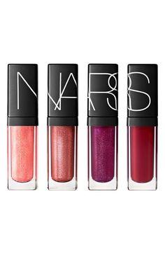 Lovely lip gloss #nars