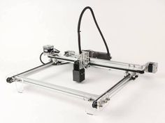 DIY Laser cutter and engraver by smartDIYs - Thingiverse