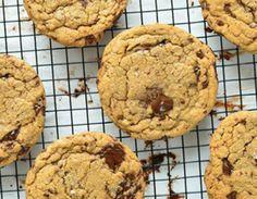 American cookies: soft & σοκολατένια