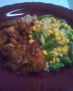 national dish of SURINAME is a spicy chicken with rice and vegetables
