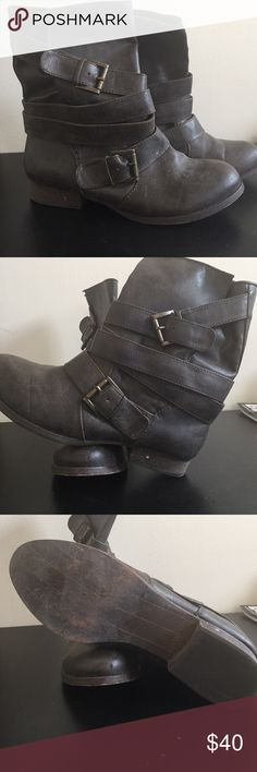 Stylish Comfortable Boots comfortable everyday small heeled boots Zigi Soho Shoes Heeled Boots