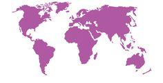 Urban population. Stunning map !