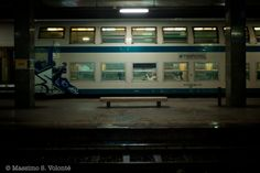 Travel light: The lonely passenger