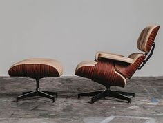 Solid frog: Eames, Herman Miller and 3sixteen