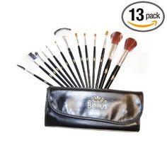 Bellus 13 Piece Makeup Brush Set and Case --- http://bizz.mx/104q