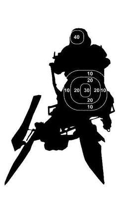 Rifles, Military Party, Rifle Targets, Shooting Targets, War Comics, Target Practice, Star Wars Fan Art, Shooting Range, New Star