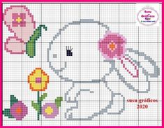 Cross Stitching, Cross Stitch Embroidery, Cross Stitch Fruit, Funny Cross Stitch Patterns, Filet Crochet Charts, Easter Cross, Easter Crochet, Antique Quilts, Fuse Beads