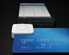 Square apresenta nova versão do seu leitor para cartões de crédito