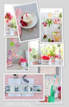 Color Me Pretty: Summer Dreams | decor8