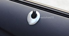 4pcs ABS Plastic Interior Door Lock Pin Pins Cover Trim For Opel Astra K 2016 2017 Car styling Accessiores
