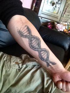 My First Tattoo! Bike is Life!