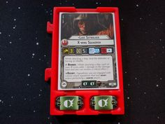FFG Star Wars Armada Alt Art Card Raider I Class Corvette Sleeved