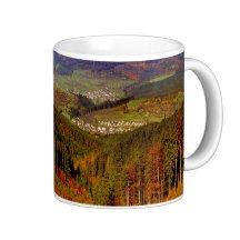 Beňuš Classic White Coffee Mug
