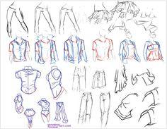 Como desenhar mangá: O corpo mangá
