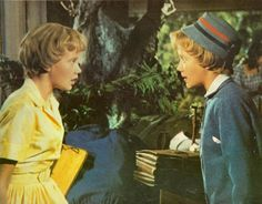 the parent trap  (the ORIGINAL Hayley Mills joint. Aaw yeeuh. Let's all pretend Lohan never happened, shall we?)