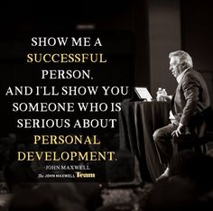 Do you have a personal development plan? JMT site: http://www.johncmaxwellgroup.com/douglasholt #MasterMind Groups (#MMG) https://www.meetup.com/Leadership-for-Losers/